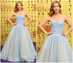 Brittany Snow In J. Mendel @ 2019 Emmy Awards