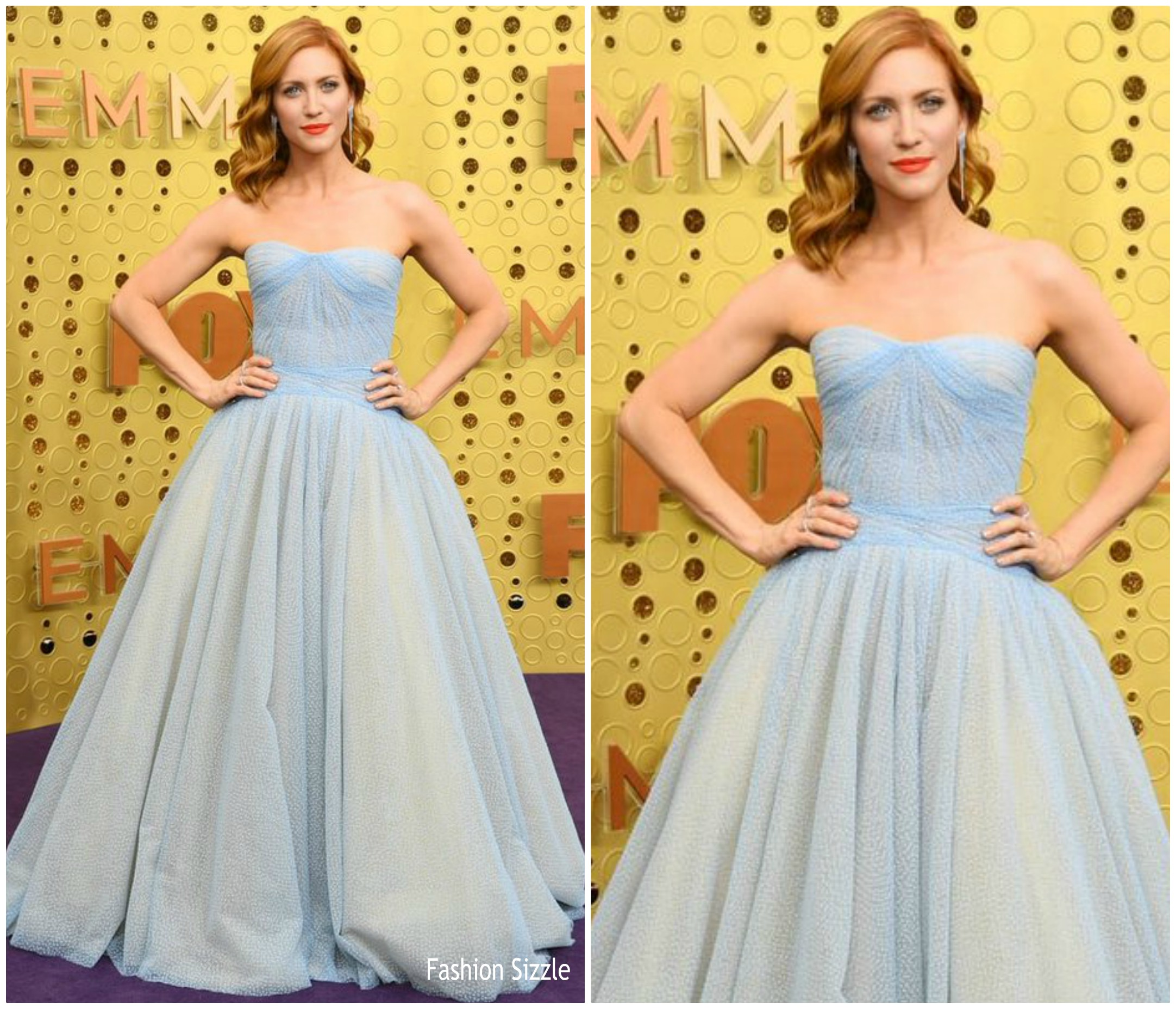 brittany-snow-in-j-mendel-2019-emmy-awards