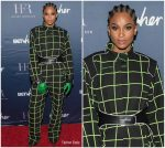 Ciara   In  Off- White Jumpsuit @ Harlem's Fashion Row  2019 Fashion Show & Style Awards