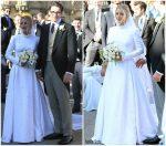 Ellie Goulding Marries Caspar Jopling Wearing Chloé