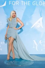Gwen Stefani In Elie Saab @ The Global Ocean Monte-Carlo Gala