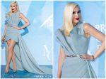 Gwen Stefani In  Elie Saab @ The Global Ocean Monte-Carlo Gala