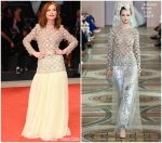 Isabelle Huppert In Armani Prive @ Kineo Prize