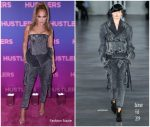 "Jennifer Lopez In Balmain @ Alexander Wang Presented ""Hustlers""  New York Screening"