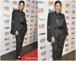Jessica Biel In Louis Vuitton  @ Limetown Premiere at 2019 Toronto International Film Festival