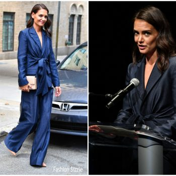katie-holmes-in-gabriela-hearst-global-citizen-press-conference-2019
