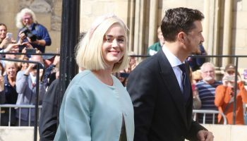 katy-perry-in-sies-marjan-dress-@-wedding-of-ellie-goulding-and-caspar-jopling-in-london