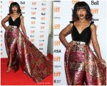 Kerry Washington In Zuhair Murad Couture @  'American Son' Toronto Film Festival Premiere