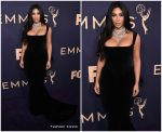Kim Kardashian West  In Vivienne Westwood @ 2019 Emmy Awards