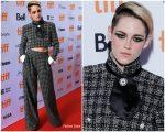 Kristen Stewart In Chanel Haute Couture @ 'Seberg' Toronto Film Festival Premiere