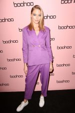 Martha Hunt In Boohoo @ boohoo Mansion NYFW Party in NYC
