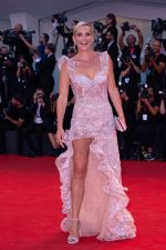 "Molly Sims   In Zuhair Murad @ ""Joker "" Venice Internation Film Festival"