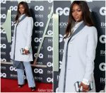 Naomi Campbell  In Dior Men @ GQ Men Of The Year Awards 2019