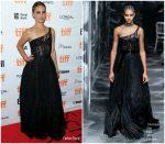 Natalie Portman In Christian Dior Haute Couture @ 'Lucy In The Sky' Toronto Film Festival Premiere