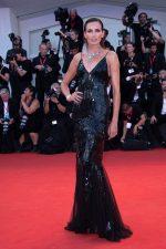 Nieves Alvarez In Alberta Ferretti @ 'Joker' Venice Film Festival Premiere