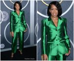 Regina King In Christopher John Rogers @ HBO Emmy Awards After Party