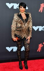 Pepa  In Dolce & Gabbana @ 2019 MTV VMAs