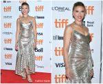 Scarlett Johansson In  Rodarte   'Jojo Rabbit' Toronto Film Festival Premiere