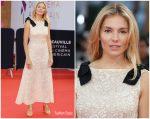 """Sienna Miller In Chanel @  """"American Women""""  Deauville American Film Festival Premiere"""