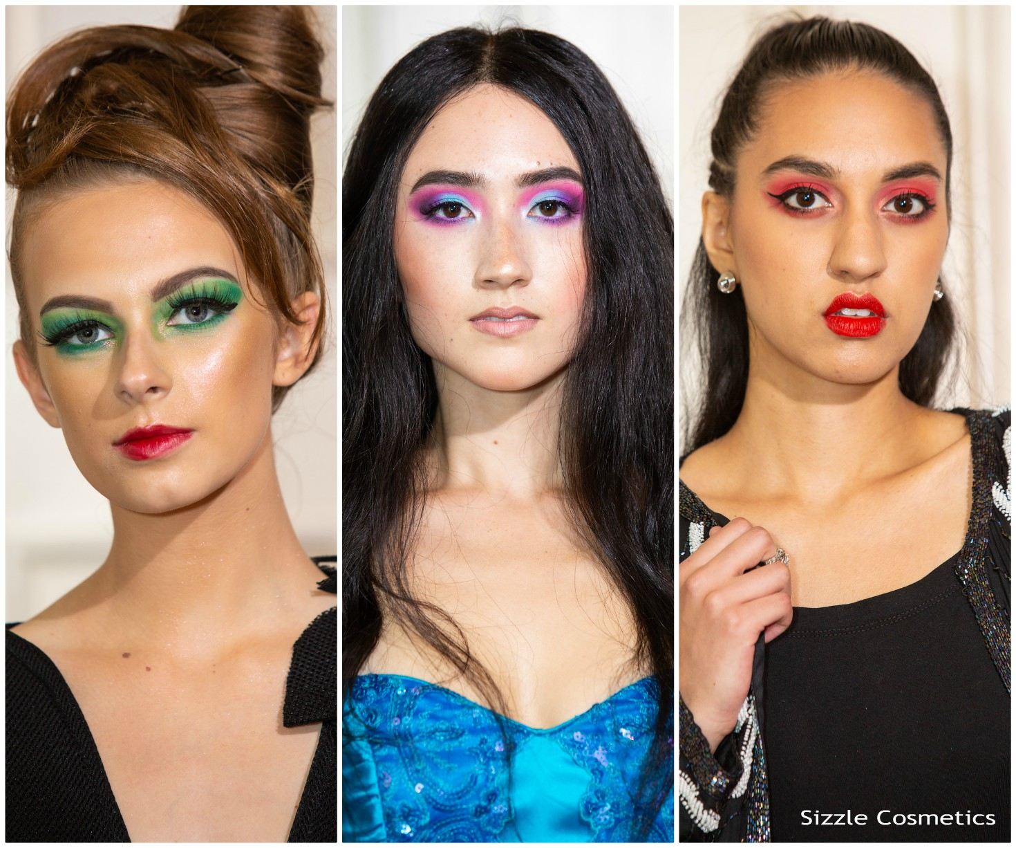 Sizzle Cosmetics Featured @ Beauty Fashion Week