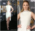 Sophie Turner In Louis Vuitton @ HBO Emmy Awards After Party