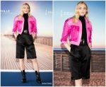 Sophie Turner In Louis Vuitton  @ 'Heavy' Deauville Film Festival Photocall & Premiere
