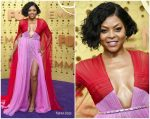 Taraji P. Henson In Vera Wang @ 2019  Emmy Awards