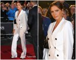 Victoria Beckham Rocks Suit @ GQ Men of the Year 2019 Awards in London