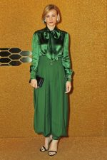Carey Mulligan In  Gucci  @ The Bvlgari Serpenti Seduttori Launch Event