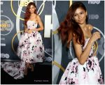 Zendaya Coleman In Alexandre Vauthier Haute Couture @  HBO Emmy Awards After Party