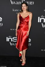 Lake Bell In Sies Marjan  @   2019 Instyle Awards
