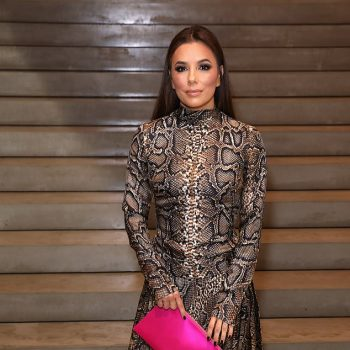 eva-longoria-in-victoria-beckham-@-sotheby's-celebrate-andy-warhol-artwork-in-london