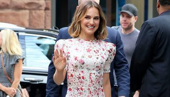 natalie-portman-in-the-vampire's-wife-floral-dress-@-the-'lucy-in-the-sky'-build-series