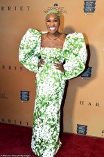 Cynthia Erivo In  Rosie Assoulin @  'Harriet' Washington DC Premiere