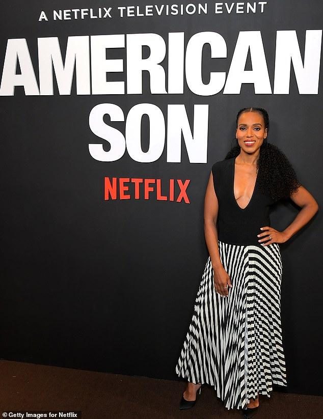 kerry-washington-in-the-american-son-la-screening