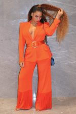 Beyonce Knowles In Sergio Hudson -Website Pic