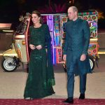 Catherine , Duchess of Cambridge  In  Nauman Arfeen  @ Islamabad Visit