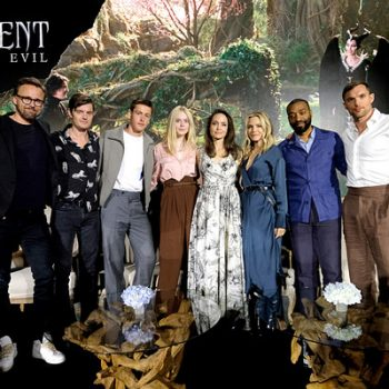 """global-press-conference-for-disney's-""""maleficent:-mistress-of-evil"""""""