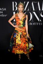 Soo Joo Park  In Chanel  @ 2019 Harper's Bazaar ICONS