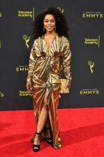 Angela Bassett  In INGIE Paris @  2019 Creative Arts Emmy Awards