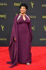 Phylicia Rashad In Tadashi Shoji @ 2019 Creative Arts Emmy Awards
