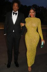 Beyoncé Knowles  & Jay Z  @ Tyler Perry Studios Grand Opening Gala In Atlanta
