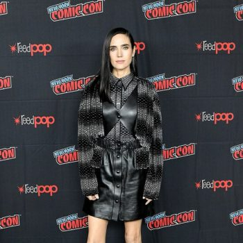 "jennifer-connelly-in-louis-vuitton-@-""snowpiercer""-comic-con-2019-new-york-event"