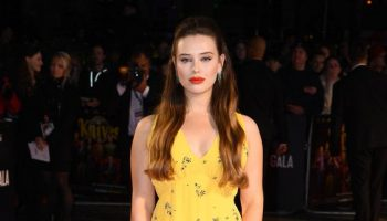 katherine-langford-in-prada-knives-out-london-film-festival-premiere