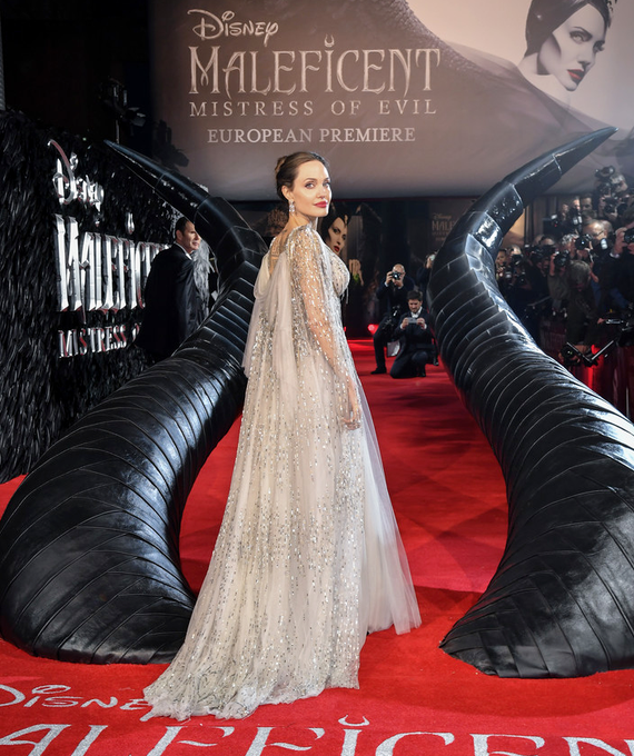 Angelina Jolie In Ralph And Russo Couture European