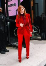 Julianne Moore In  Tom Ford  @ Vogue's 3rd Annual Forces of Fashion Conference