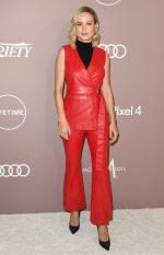Brie Larson In Rosetta Getty @ Variety's 2019 Power Of Women In LA