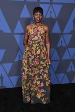 Lupita Nyong'o In Givenchy @  2019 AMPAS' Governors Awards