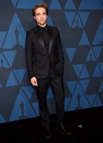 Robert Pattinson In Dior  Men @ 2019 AMPAS' Governors Awards