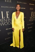issa Rae  In Ralph Lauren  @ ELLE's 2019 Women In Hollywood Event